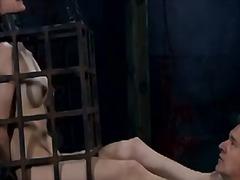 Теги: унижение, бондаж, тёлочки, рабы.