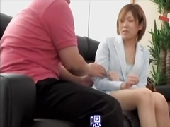 Skinny japanese nailed in spy cam asian hardcore video.