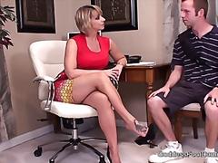 Tag: fetish, madre vorrei scopare, eiaculazione con bersaglio.