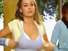Carmen electra and natalie portman strip!.