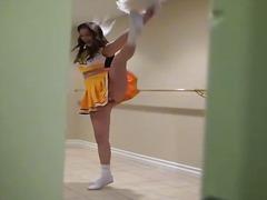 Tunnisteet: univormu, tyttö, cheerleader.