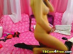 Thẻ: quần lót, trên webcam, webcam, tất dài.