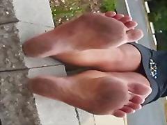 Ознаке: meka pornografija, iz ugla kamere, fetiš na stopala, fetiš na stopala.