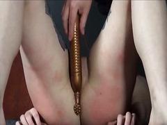 Etiquetes: lèsbic, dominació-submissió, dones dominades, fetitxe.