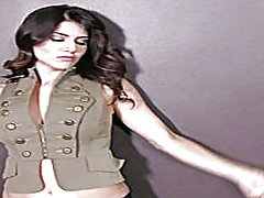 Sunnyleone sunny leone in her army outfit!.