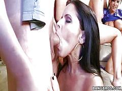 Wild pornstar orgy.