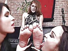 Tags: ֆետիշ, լեսբիներ, ոտքերի ֆետիշ, ոտքերի ֆետիշ.