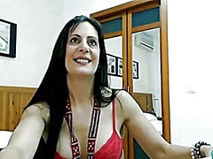 Very sexy spanish mother i'd like to fuck in cam.