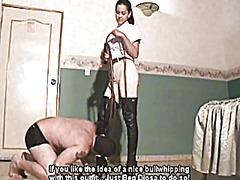 टैग: पैरों की कामुकता, दबंग औरत.